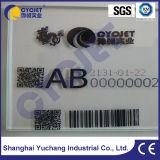 Impression chaude d'imprimante de code de Cycjetalt390 Digitals Qr sur la glace