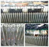 Electric Pozo de la bomba de tornillo de acero inoxidable en Taizhou
