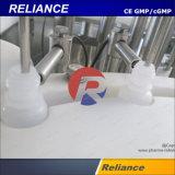 Glas-/Plastikflasche Ratory Augen-Absinken Liquidfilling mit einer Kappe bedeckende Maschine