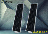 6W~120W 3 ans de la garantie DEL de réverbère solaire integrated