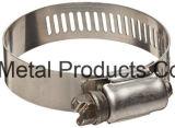 klemmen van de Slang van het Type van Roestvrij staal van de Bandbreedte van 9mm de Duitse