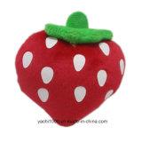 Angefülltes weiches Erdbeere-Kissen-Haustier-Spielzeug