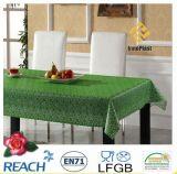 Tablecloth do laço da cor do PVC de 137cm em Rolls