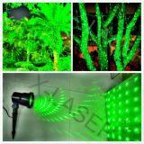 옥외 정원 Laser Light+Firefly Laser Light+Christmas 훈장 레이저 광