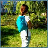 青く不精な袋のスリープの状態であるエアーバッグの膨脹可能な速く満ちること