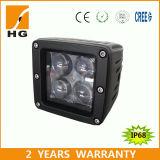 3 pouces 20V Osram LED Pods pour Jeep 4D Pod Light 12V