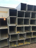 tubo de acero de 500mm*500m m S235j2 En10210 Squre