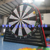 子供Nの大人の巨大で膨脹可能な投げ矢ボードか商業膨脹可能な粘着性がある投げ矢