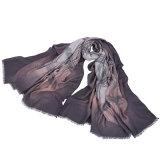 Neuer Steigung-Farben-Polyester-Schal des Entwurfs-2016