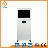 Refrigerador de aire evaporativo ahorro de energía 2017 con dos pistas de la refrigeración por agua