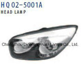 KIA Picanto 2014年(92101-1Y020 92102-1Y020)のための良質LEDヘッドランプ