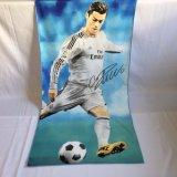 LFP Spanish Football League Printed Promotion Microfiber Beach Towel