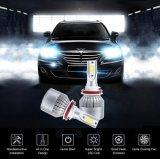8000lm USA Bridgelux Chip PFEILER H1 H4 H7 9006 LED Scheinwerfer der Scheinwerfer-LED