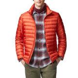 Куртка зимы Mens основная проложенная Nylon с облегченной завалкой