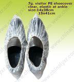 Shoecover / capsule jetable en plastique de couvre-chaussures (Coloré) (LY-PSE-W)