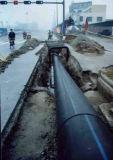 Tubo del HDPE para la línea de agua