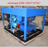 1000bar 15000psiの高圧ウォータージェットの洗剤機械クリーニング装置