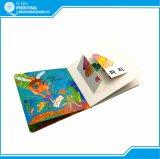 カラリング子供のカートンのボードの本の印刷