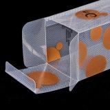 Коробка изготовленный на заказ печатание фабрики пластичная для бутылки воды (коробка PVC)