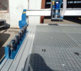 Gravador linear do CNC do ATC do Ce