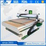 router de madeira do CNC de 1300*2500mm para cinzelar com eixo de Hsd