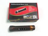Altoparlante della torcia con il driver del USB di sostegno di FM e di Bluetooth