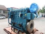 CCSの450HPボートのディーゼル機関のWeichaiの元の工場海洋エンジン