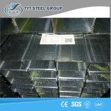 Tianjin Tyt 강관의 제조에서 ASTM Q195 Q235에 의하여 직류 전기를 통하는 직사각형 강관