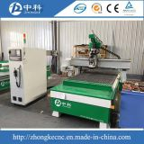 Zhongke 상표 12 절단기 자동 공구 변화 목제 CNC 대패