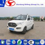 Linkes Handlaufwerk-elektrische Autos für den Export mit langsamem durch Shifeng
