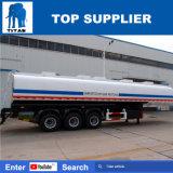 Aanhangwagens van de Aardolie van de Afmetingen van de Aanhangwagen van de Tanker van de Diesel van de Tankers van de Benzine van de titaan de Semi Semi voor Verkoop