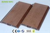 Co-Extrusion 옥외 벽을%s 목제 플라스틱 합성 벽 클래딩
