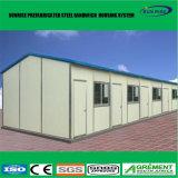Maison mobile, maisons préfabriquées, la plus sûre bâtiment portable, maison modulaire