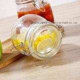 500ml om Fles van de Opslag van de Klem van het Glas de Hoogste voor Honing