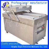 Máquina da selagem do vácuo do quarto dobro do aferidor do vácuo (Rd-DZ400/2C)