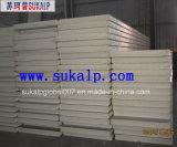 Pre-Insulated Polyurethane Sandwich Panels (PUF) voor Roof en Wall