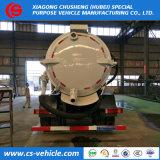 HOWO 4X2 de aguas residuales de aspiración vacío camiones para la limpieza de alcantarillado