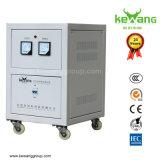 単一フェーズ20kVA 230V/220V AC電圧安定器