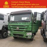 420 HPはトラクターヘッド6*4 Cnhtcの技術をトラックで運ぶ