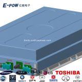 Sistema recargable del paquete de la batería de la potencia del litio