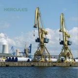 Новое состояние морской порт кран