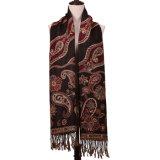 Châle de Pashmina 196*90cm de l'hiver d'écharpe de dames