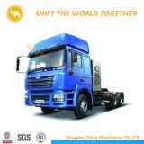 Shacman F3000 6*4のトラクターのトラック- CNG 400HP