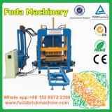 Fudaの油圧フルオートの具体的な連結のペーバーの煉瓦機械