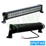 120W 21.5inch Epistar 트럭을%s 이중 줄 LED 표시등 막대