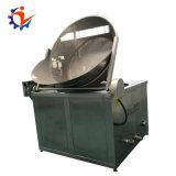 Doppeltes Becken-Handelslebesmittelanschaffung-Küche-Geräten-elektrische tiefe Bratpfanne