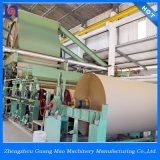 Coste del precio de la máquina de la fabricación de papel de Kraft de la máquina de reciclaje de papel