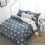 Factory Supplier Bedding Sets with Prints clouded
