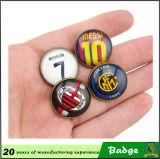 Pin Badges del risvolto per Football Fun