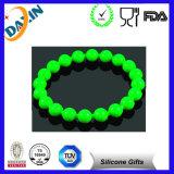 Bracelet en caoutchouc personnalisé coloré et doux